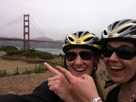 With Dawn - We Found the Golden Gate Bridge!  San Francisco, CA