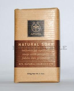 Jabón de Propóleo de Apivita
