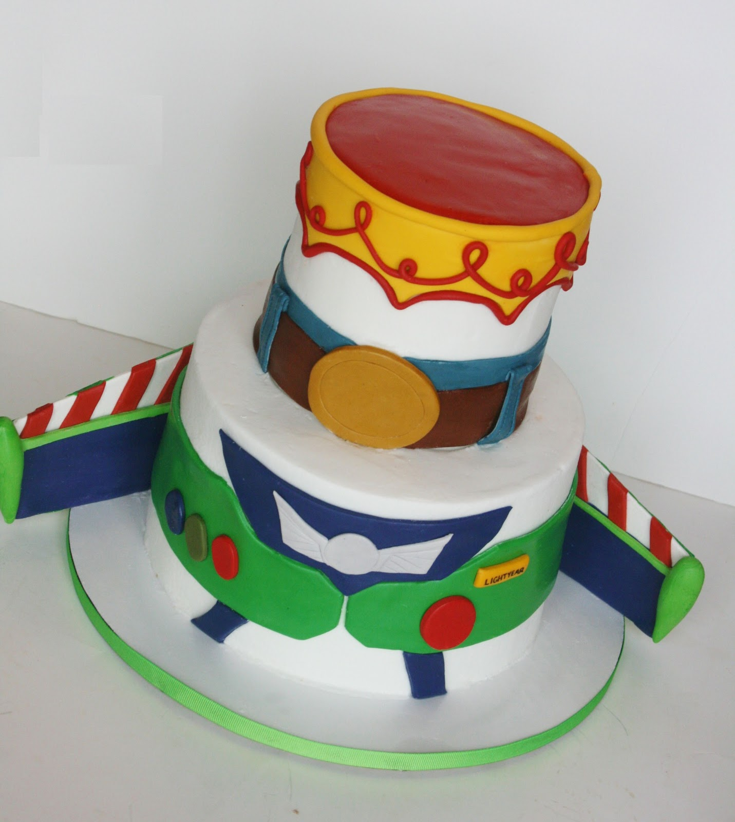 Birthday Cake Toy : And everything sweet toy story