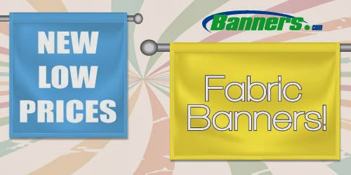Banners.com Fabric Banners - New Low Prices