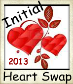 2013 Initial Heart Swap