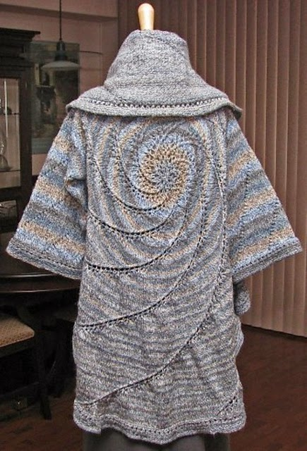 Pinwheel Knitting Pattern : How to become a Professional Knitter - Robin Hunter Designs: Trends - How to ...