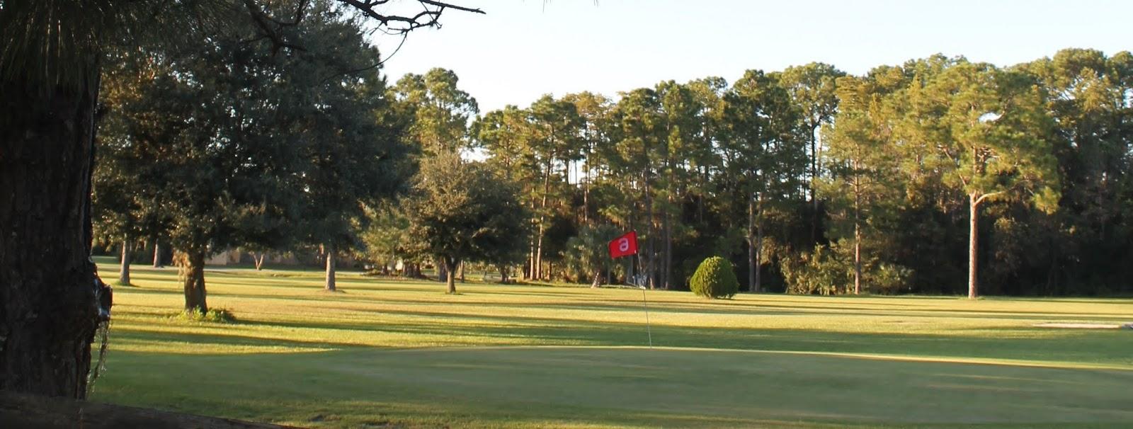 Campo de golf en Osteen