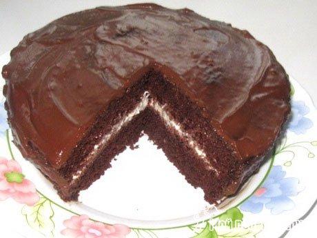 Торт своими руками в микроволновке 19