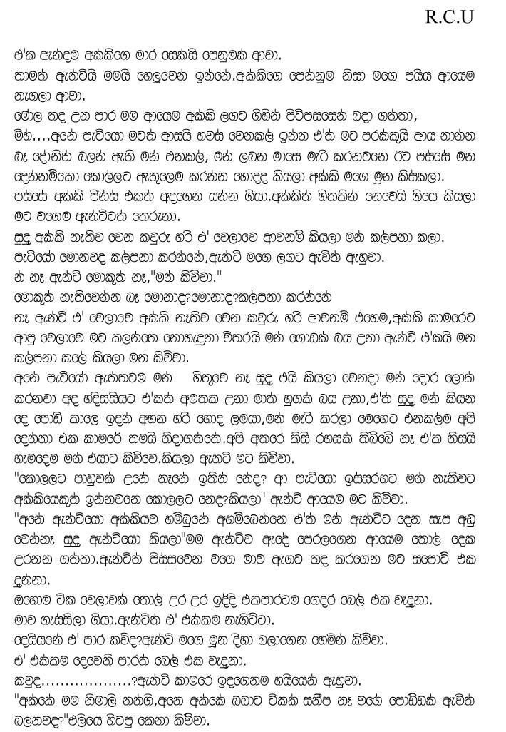 Mage Rata Essay In Sinhala