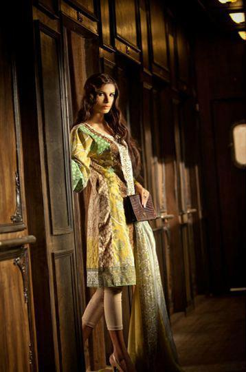 Sana Safinaz Spring Collection 2012