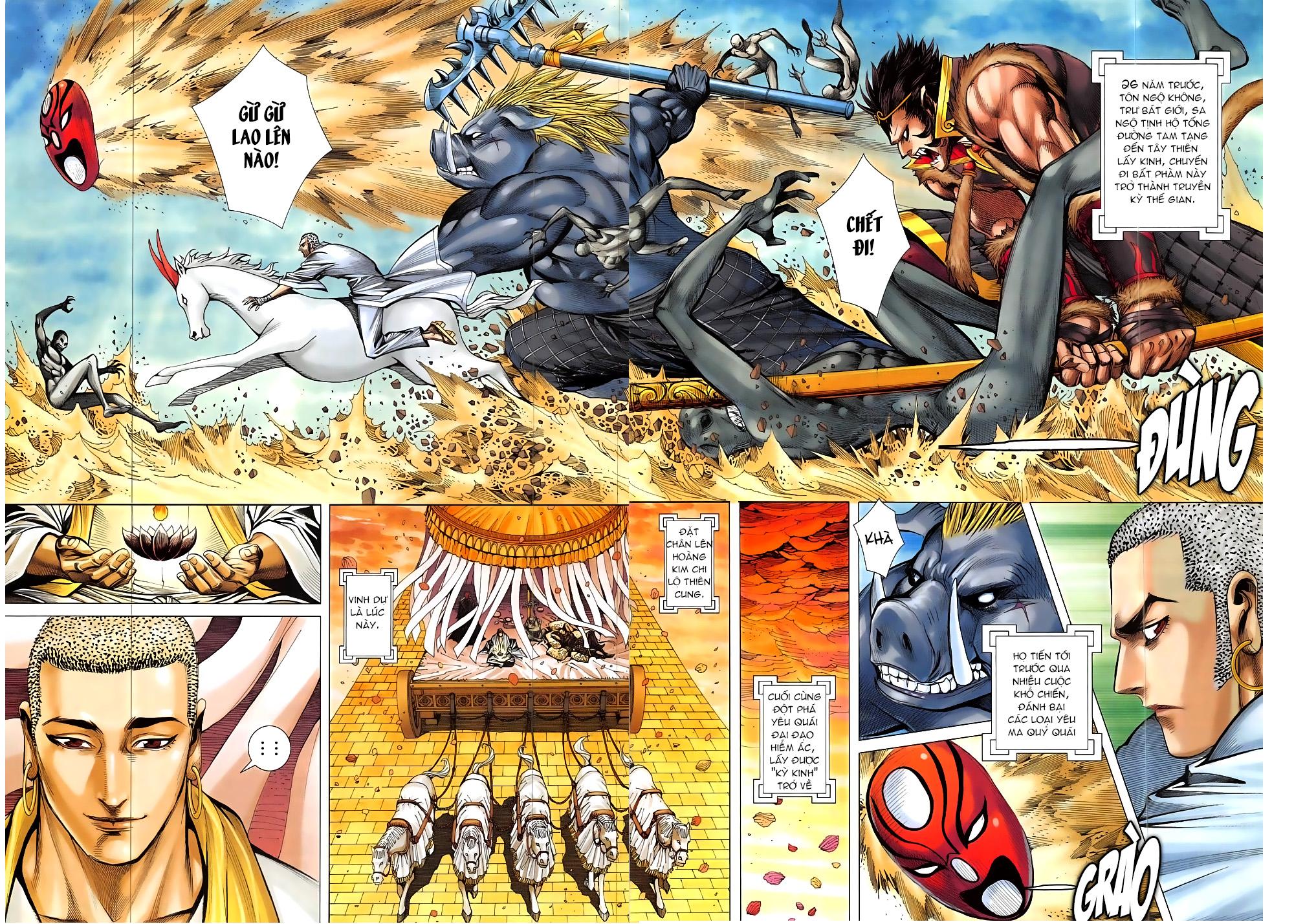 Tây Du chap 26 Trang 11 - Mangak.info