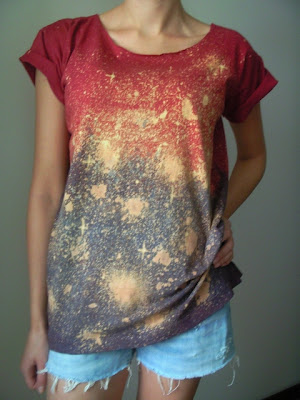 galaxy diy black milk design fashion blog