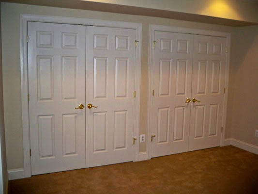 This Is A Great Option If You Have The Wall Space. You Can Also Break Up  The Closets Onto Two Walls.