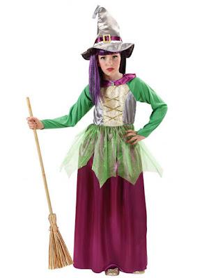 Flot Hekse kostume