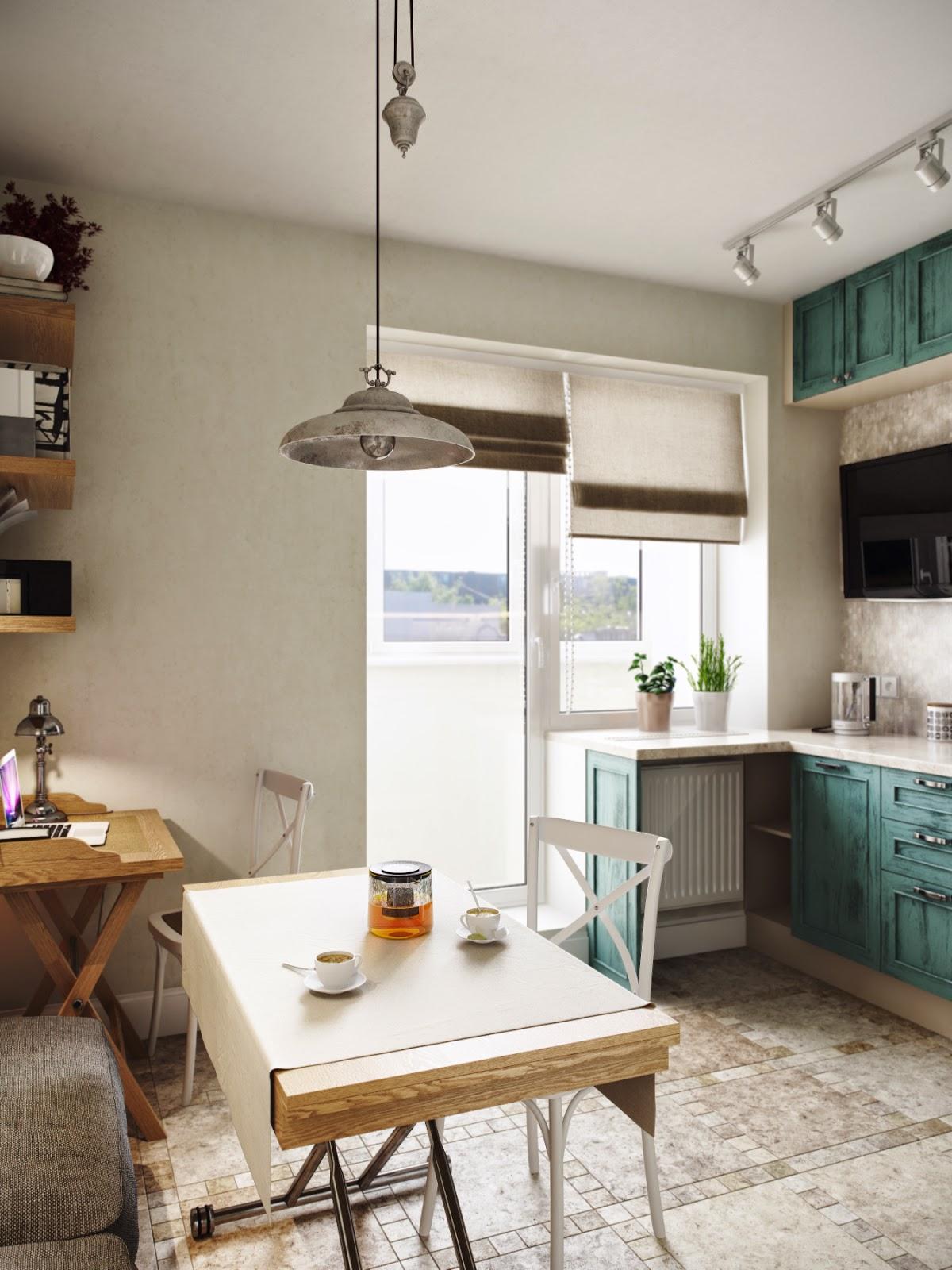 11 советов дизайна и обустройство кухни-студии - блог про ку.