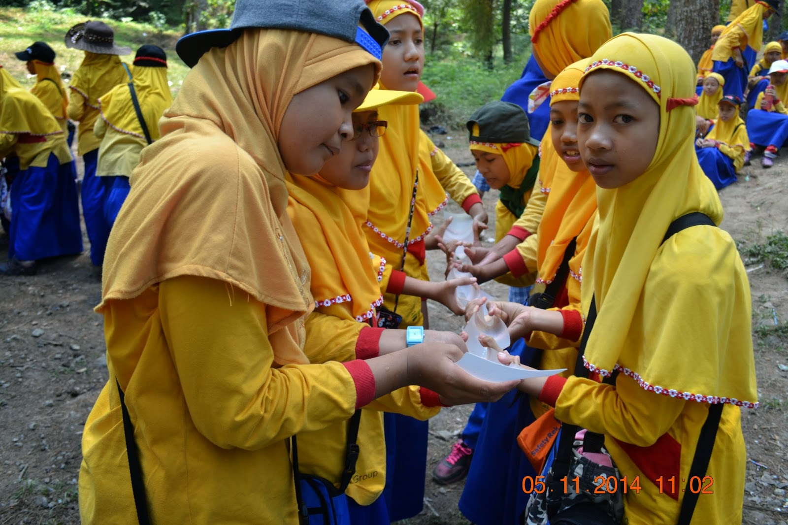 outbound,sdii al abidin,mainan air