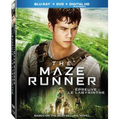 Giveaway - The Maze Runner  Blu-ray and Book!