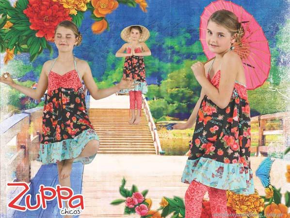 zuppa chicos primavera verano 2014 vestidos