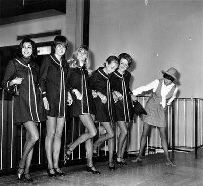 Mods Fashion  on Braxton And Yancey  Mary Quant   Queen Of Mod Fashion
