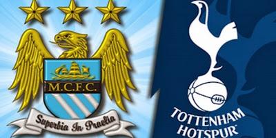 Perkiraan Formasi Manchester City vs Tottenham Hotspur nanti malam