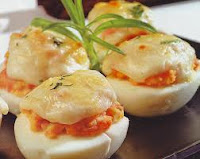 Receta de huevos guisados