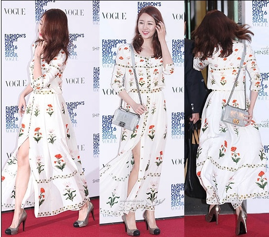 Adt 39 S Smallworld Yoon Eun Hye At 39 Vogue Fashion Night Out 39