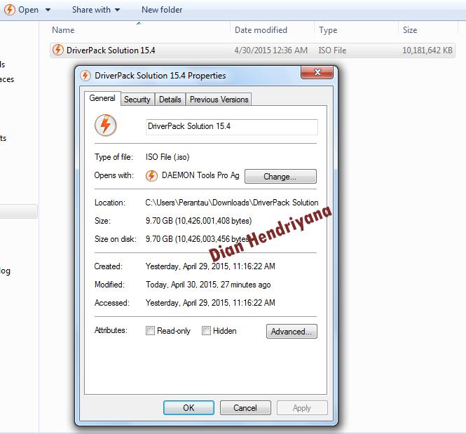 download driver pack 2015, terbaru, versi 15.4