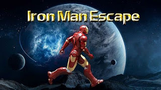 Screenshots of the Iron man escape for Android tablet, phone.