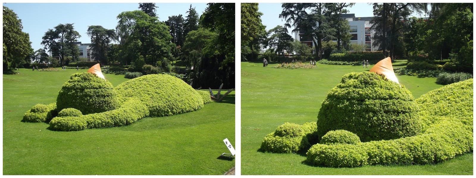 Le Voyage à Nantes 2013 #1 Le Jardins des Plantes ! | Bull\'Elodie