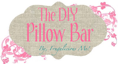 The DIY Pillow Bar