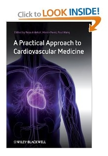A Practical Approach to Cardiovascular Medicine by Reza Ardehali 1st edition pdf