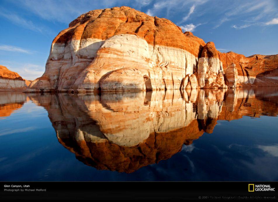 Glen Canyon Picture Utah Landscape Wallpaper Download Photos