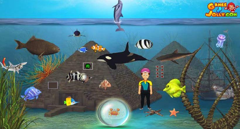 Scuba Diver Rescue Walkth…