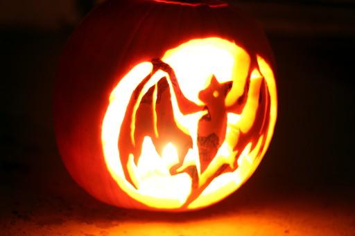 Reino del murci lago feliz halloween - Murcielago halloween ...