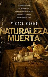 Naturaleza Muerta, de Víctor Conde