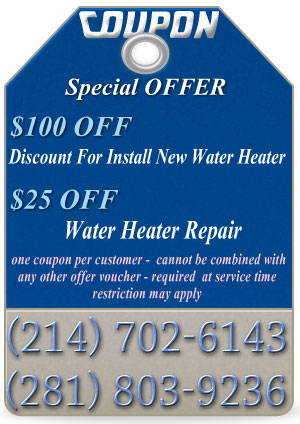 TX Water Heater