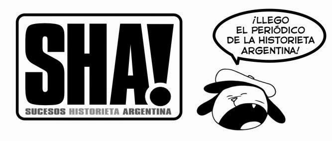 SHA! (Sucesos Historieta Argentina),