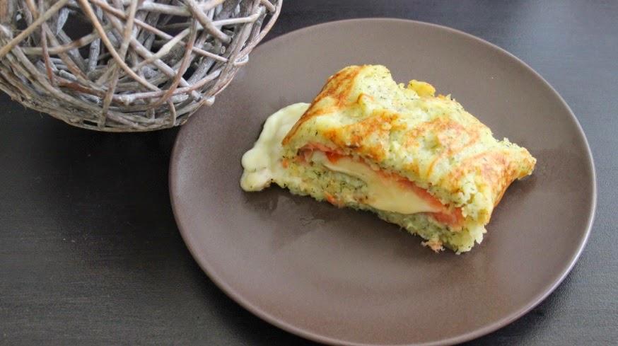 Papilles on off roul de pommes de terre au saumon fum et fromage raclette au thermomix ou sans - Quantite pomme de terre raclette ...