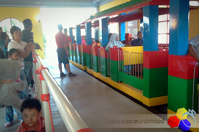 mknace unlimited™ | legoland getaway 12/9 : lego city train