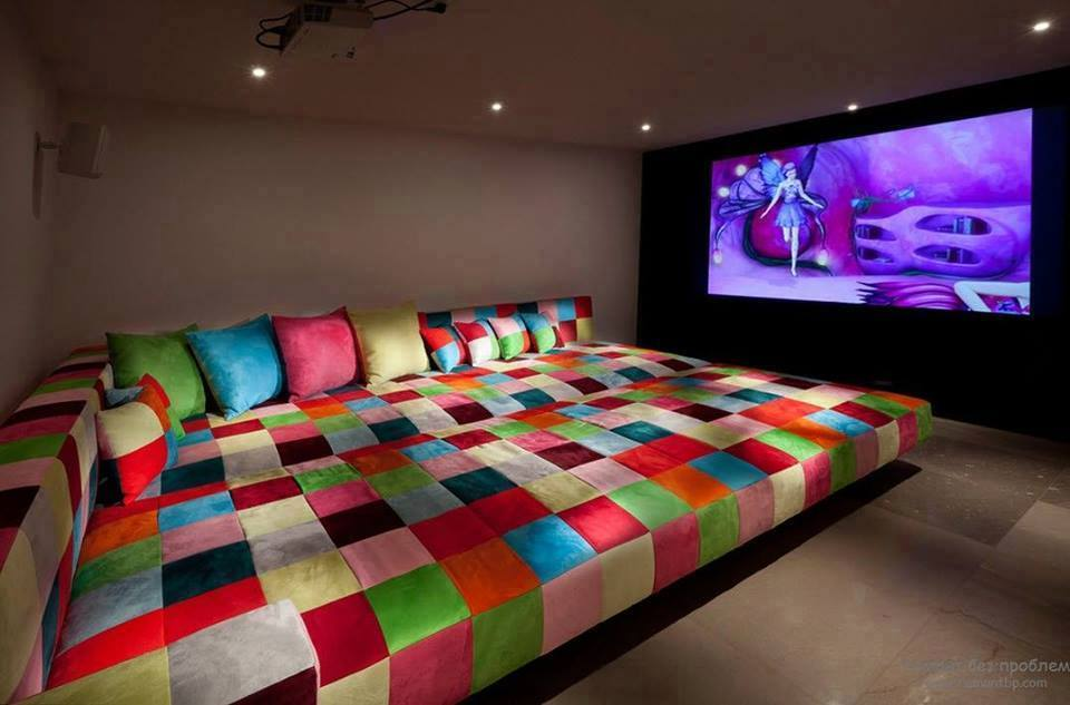 Unique Home Theater Ideas 5
