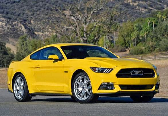 2015 Ford Mustang GT New Cars
