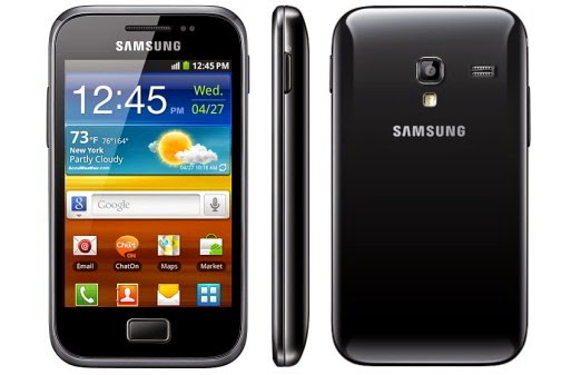 HARD RESET SAMSUNG GALAXY ACE PLUS S7500