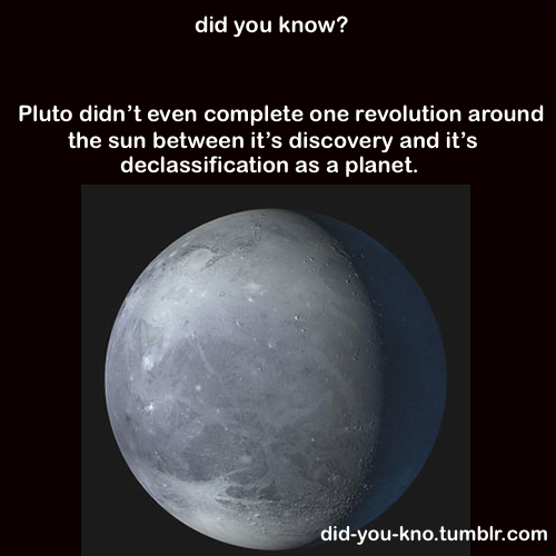 sad sad planet pluto birthday - photo #27