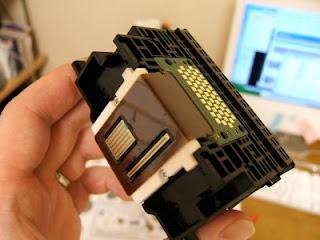 Cartridge Canon Maret -