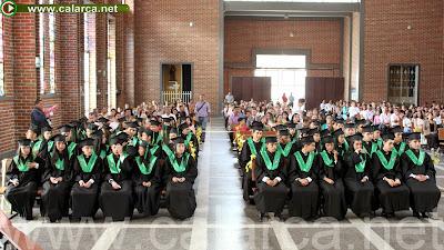 Bachilleres 2013 - Colegio Robledo