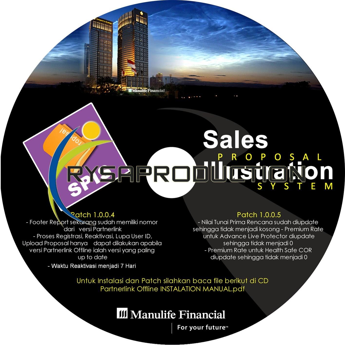 Sales Manulife