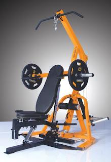 complete fitness equipment