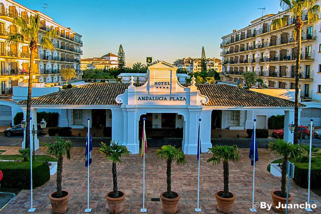 Hotel Andalucia Plaza.