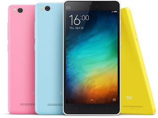 Keunggulan yang terdapat pada smartphone Xiaomi Mi4i