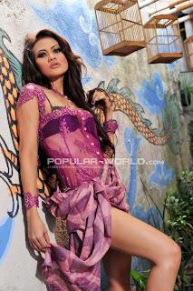 hot Emma Kurnia for Popular Magazine, May 2013 (Part 2)