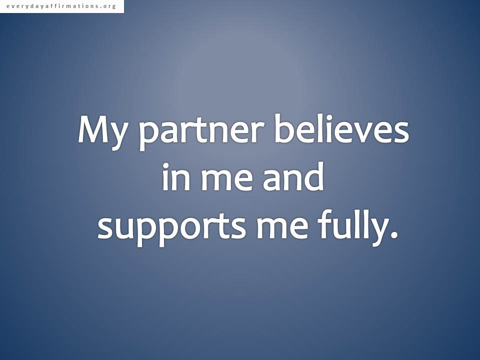 positive affirmations for love relationship