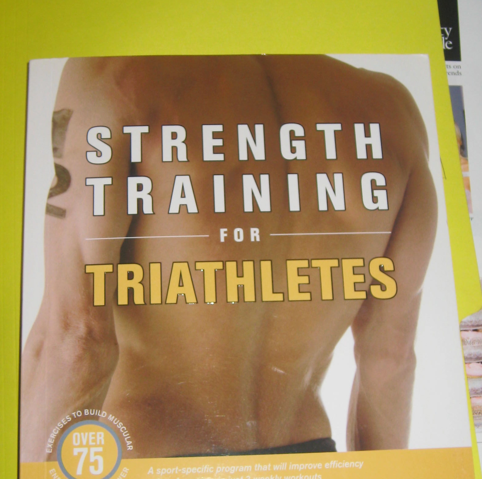 Strength Training For Triathletes: KONABARBIE: Strength Training