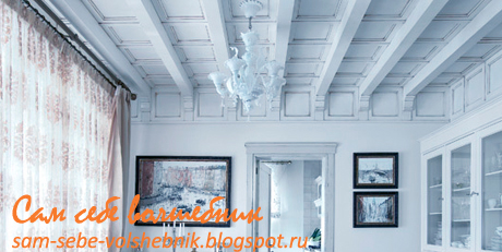 Стиль прованс в дизайне интерьера