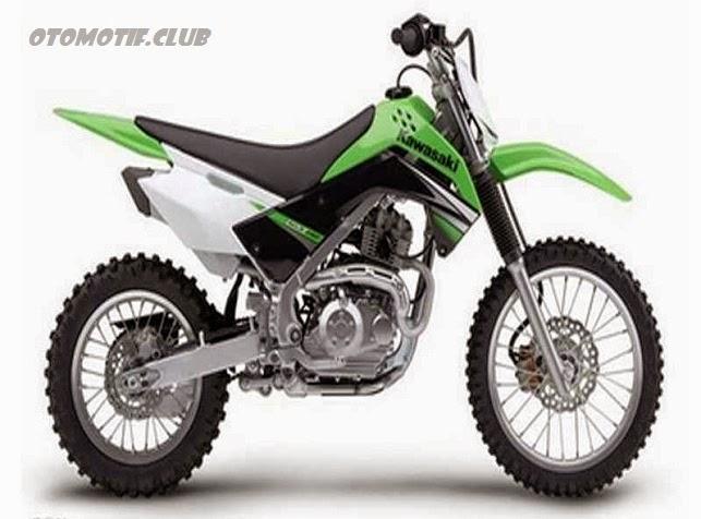 Gambar Kawasaki KLX 150